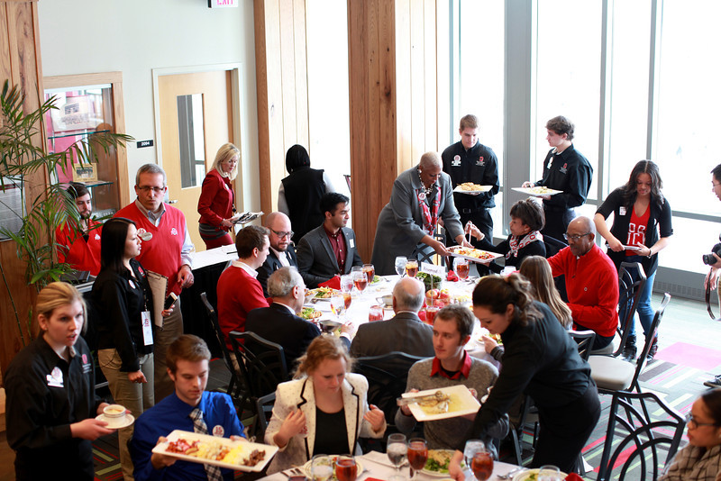 2014 15th President Lunch at KBK