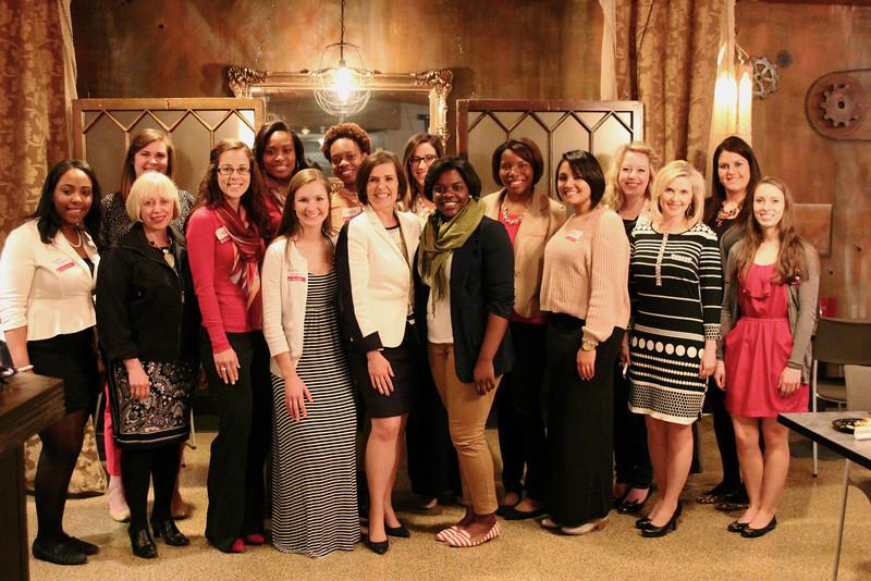 2014 Women on Fire Luncheon