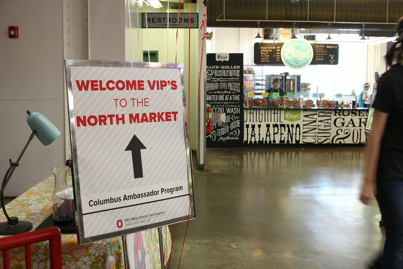 2014 Columbus Ambassador Experience Night - North Market