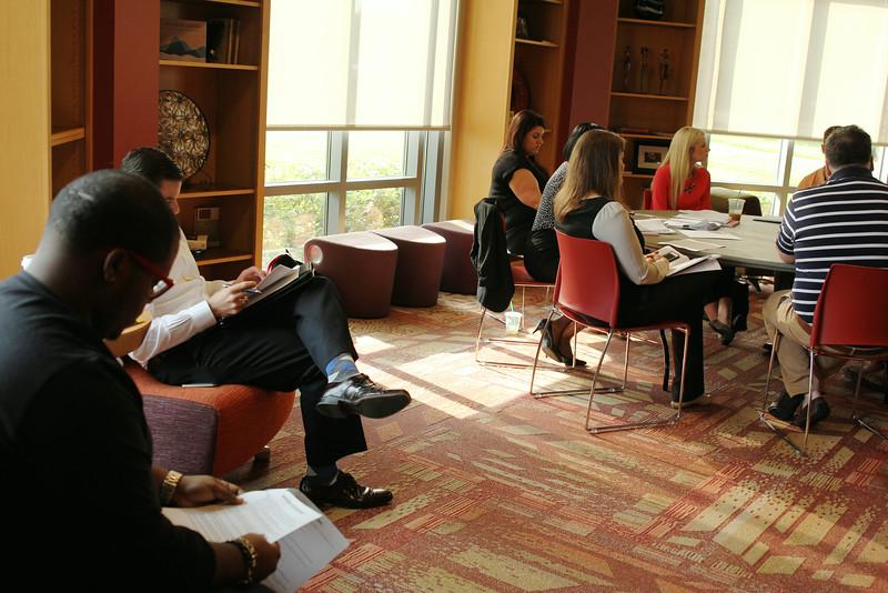 2014 Columbus Ambassador Training