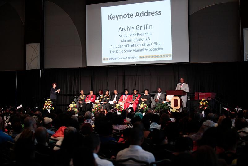 2015 African American Farewell Graduation Celebration