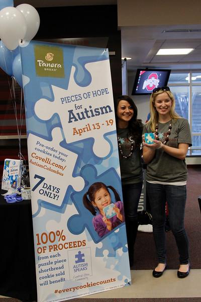 2015 Autism Speaks; The Buckeyes are Listening