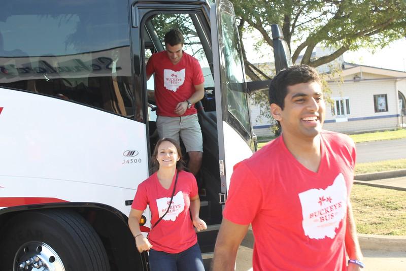 2015 Buckeye Bus 3 - Dayton Area
