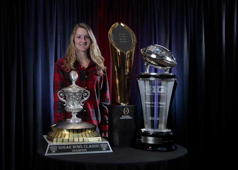2015 Championship Trophies