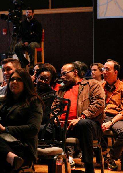 2014 Student Life Town Hall Meeting