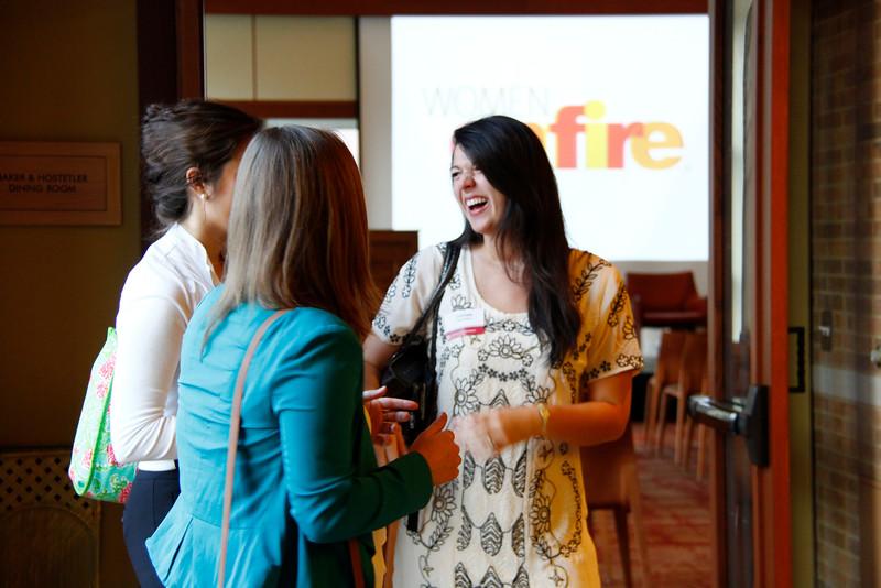 2014 Women on Fire