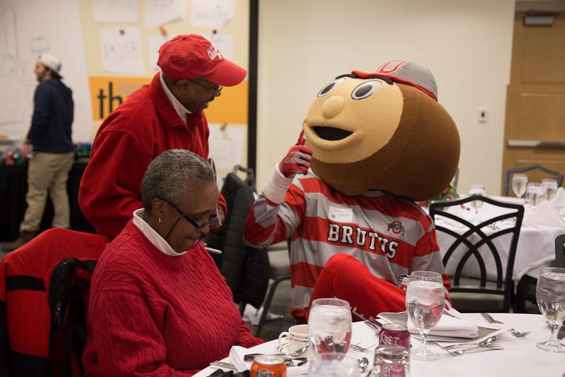 2015 Brutus Alumni Luncheon