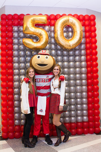 2015 Brutus 50th Reception Photo Stations