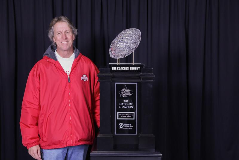 2015 Coaches' Trophy Portraits