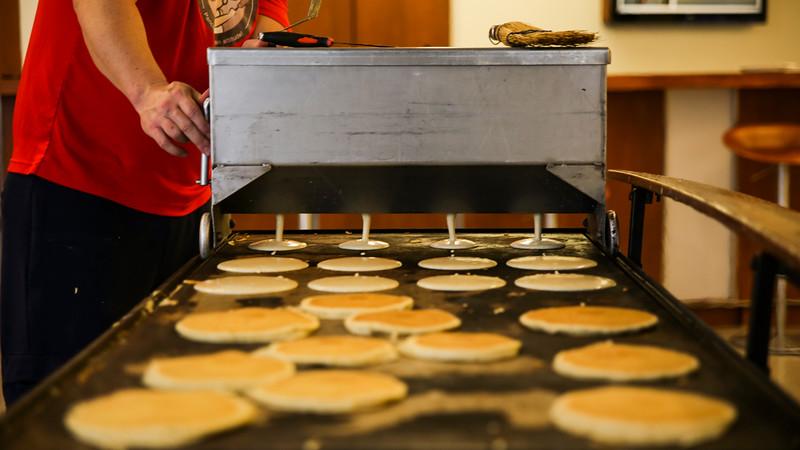 2015 Autumn Reading Day Great Pancake Break