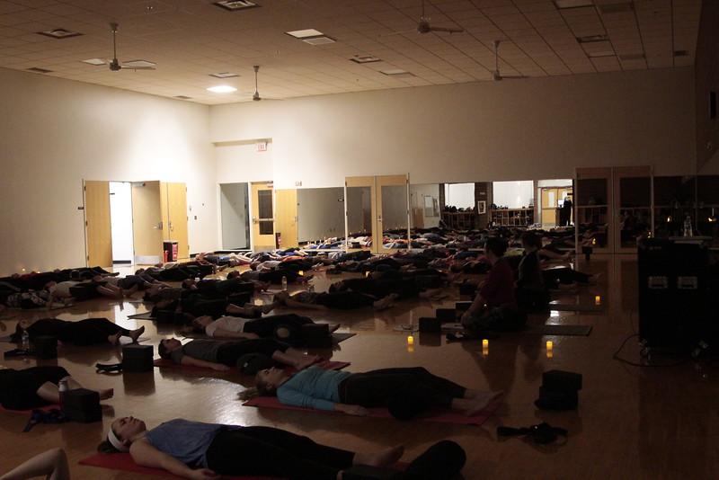 2015 Autumn Reading Day Zumba, TRX, Yoga