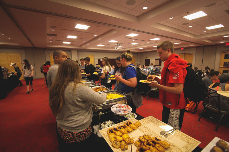 2016 Spring Reading Day OUABreakfast