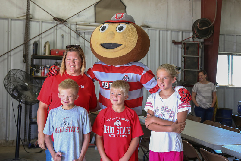 2016 Buckeye Bus Trip - Northwest, Ohio