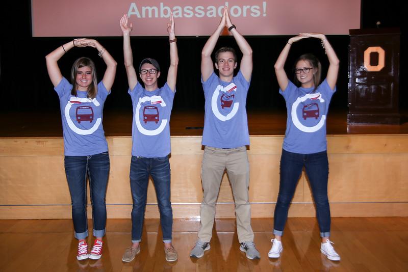 2016 Columbus Ambassador Program