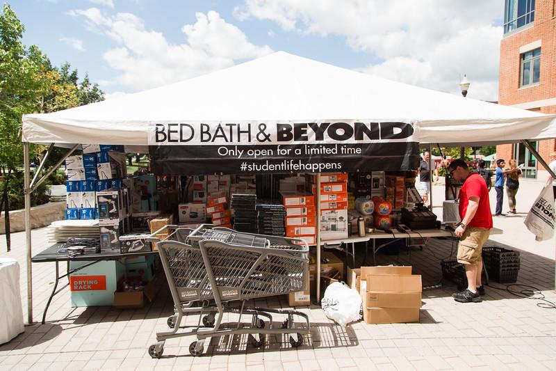 2017 Bed Bath & Beyond Tent Sale