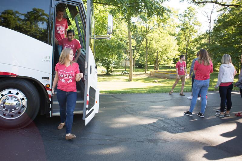 2017 Buckeye Bus Southeast Ohio