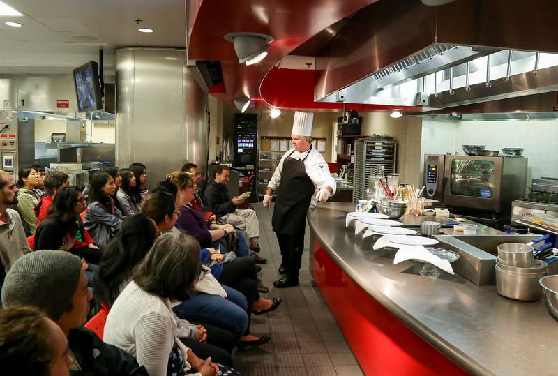 2017 Ohio Soybean Council Sponsorship Cooking Demo