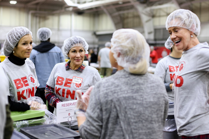 2017 World Kindness Day Service Project