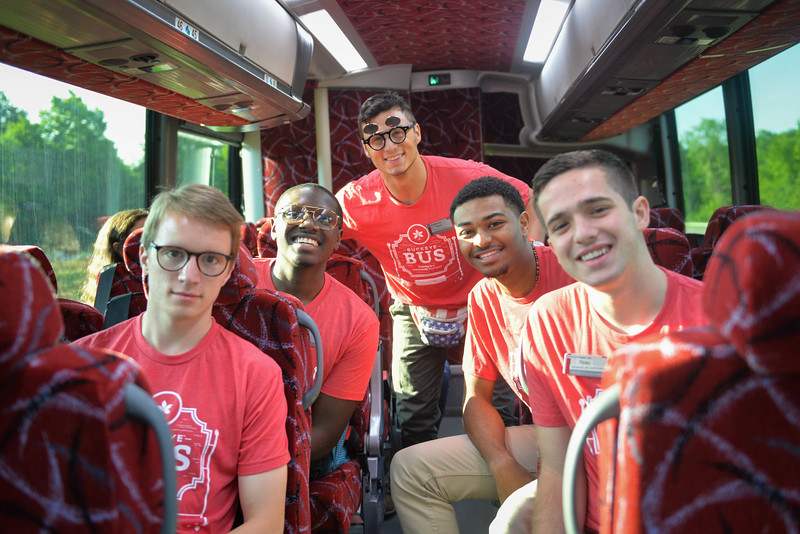 2018 Buckeye Bus August Tour