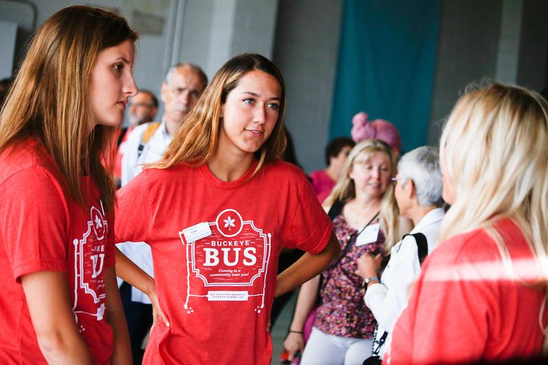2018 Buckeye Bus July Tour