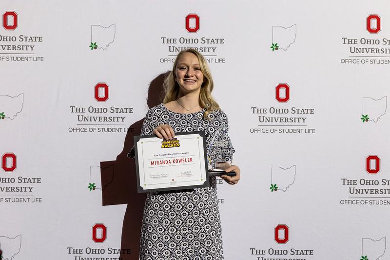 2019 Student Leadership Awards