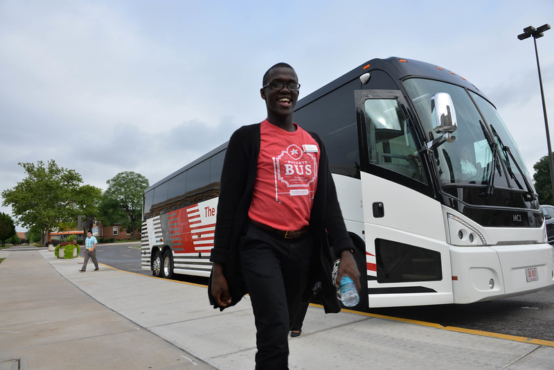 2018 Buckeye Bus June Tour