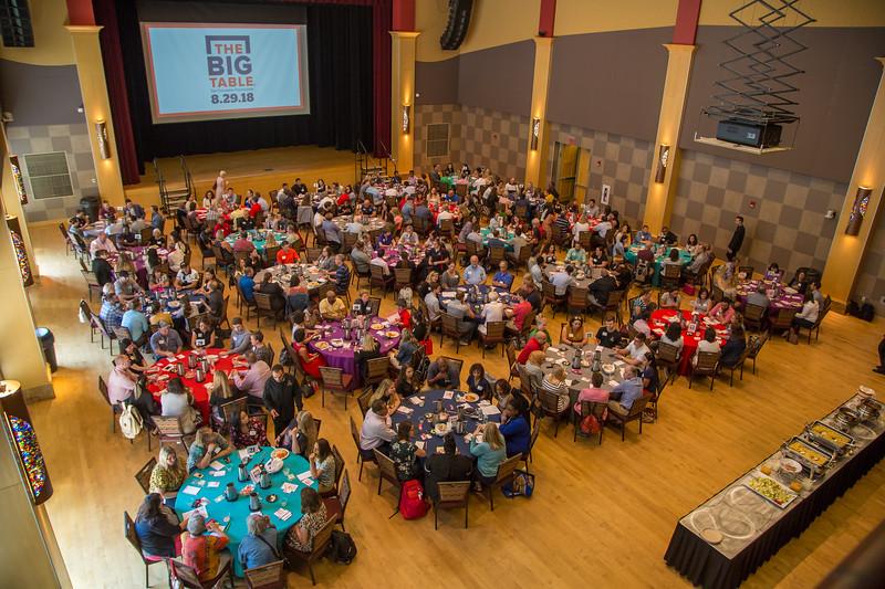 2018 Big Table