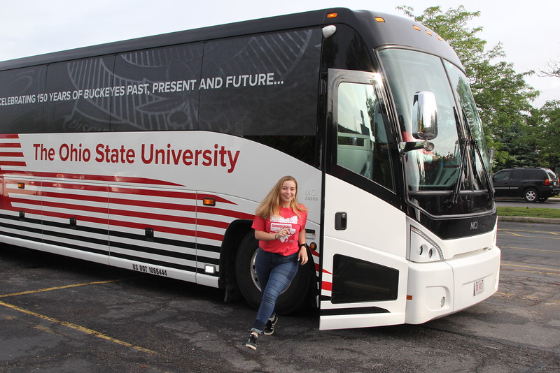 2019 Buckeye Bus Central Ohio