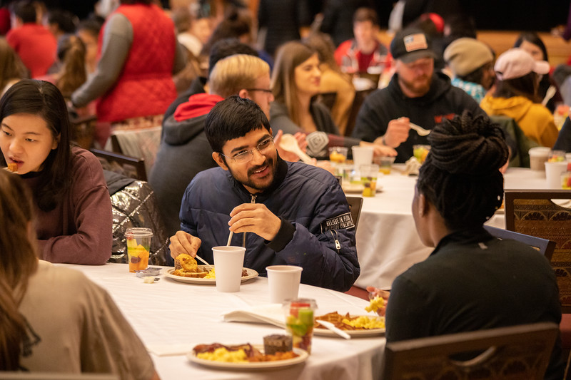 2019 Reading Day OUAB Breakfast