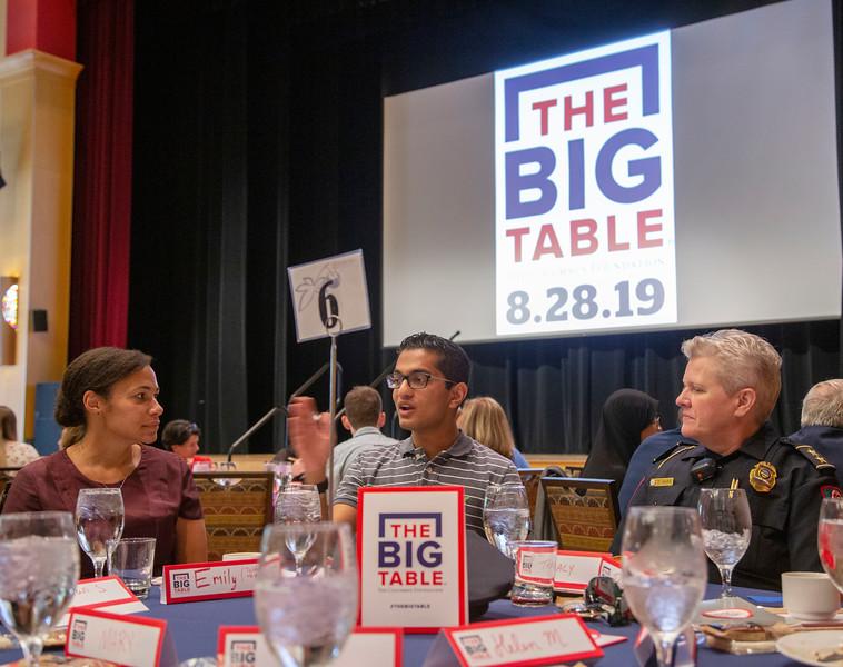 The Big Table 2019