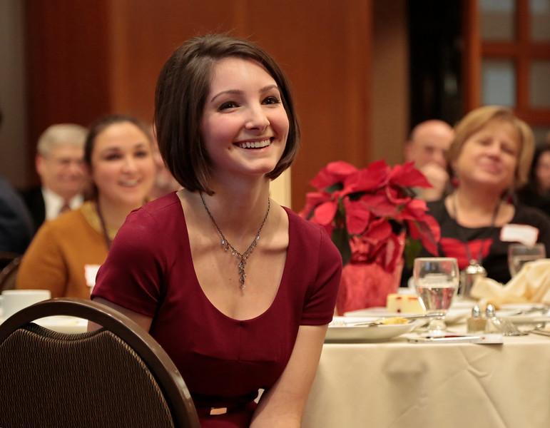 2014 Collegiate Recovery Graduation Dinner