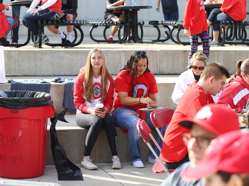 2016 Scarlet, Gray, and Sober Tailgate 2
