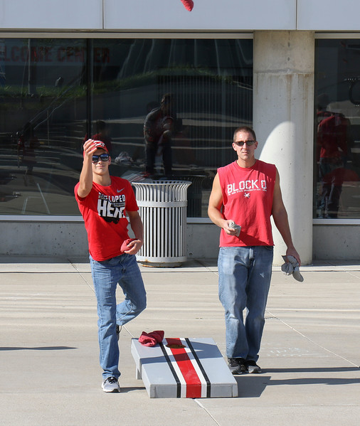 2017 Sept 9 Scarlet, Gray, and Sober Tailgate
