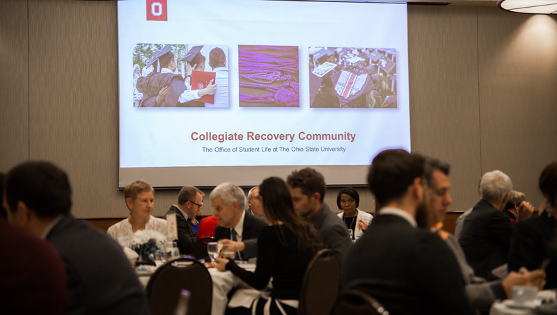 2018 CRC Recovery Dinner