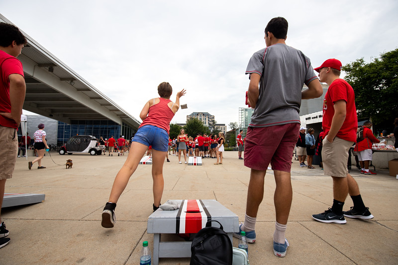 2019 Scarlet and Gray Sober Tailgates