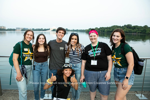 Quill Camp DC Tour
