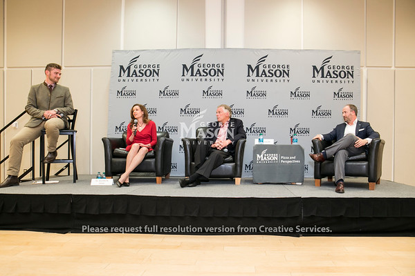 Governor Terry McAuliffe, Distinguished Visiting Professor, Schar School of Policy and Government, Brian R. Cannon Executive Director, OneVirginia2021 Dr. Jennifer N. Victor Associate Professor, Schar School of Policy and Government, George Mason University at Pizza & Perspectives  The Politics of Redistricting: Discussing the Impacts of Partisan Gerrymandering.  