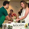 University of West Florida Housing and Residence Life held its Guac It Out  Guacamole making event on Wednesday, April 11, 2018, at UWF's President's Hall.