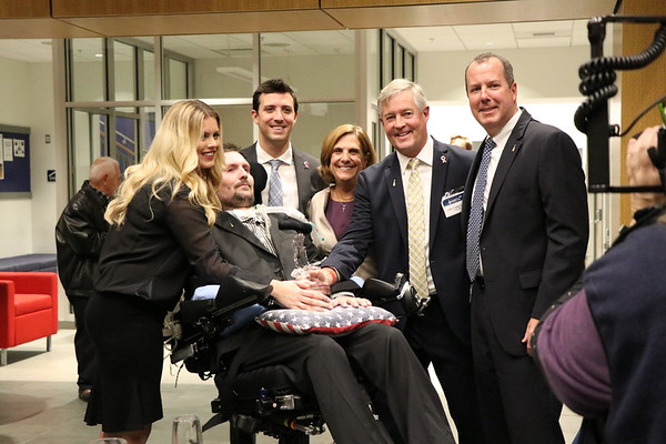2018 Distinguished Alumnus: Pete Frates '03