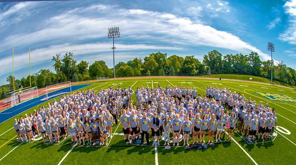 2018 Freshman Class Photo