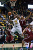George Mason against Massachusetts Minutemen