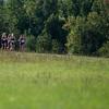 George Mason University's, Bailey Kolonich, competes in the 2014 George Mason University Invitational at the Oatlands Plantation in Leesburg, Va. on October 4, 2014. Photo by Craig Bisacre/Creative Services/George Mason University.