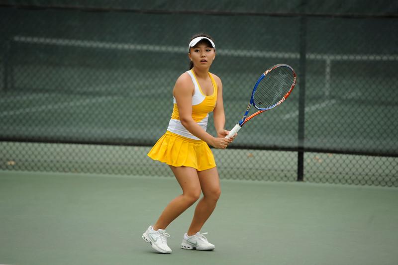 Women's Tennis Headshots