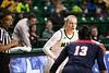 Women's Basketball vs. University of Richmond.  Photo by:  Ron Aira/Creative Services/George Mason University