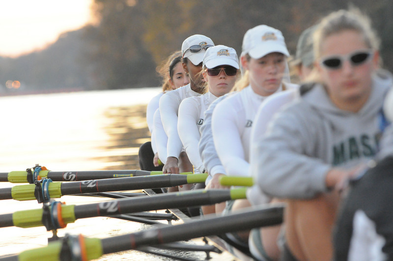 George Mason University Women's Rowing