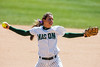 George Mason University women's softball against UMES.  Photo by Craig Bisacre/Creative Services/George Mason University