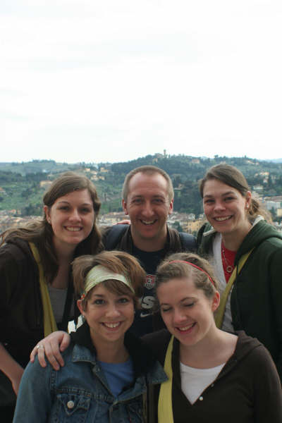 Campus Ministry in Florence, Italy