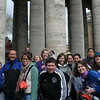 Campus Ministry in St. Peter's Square in Rome, Italy