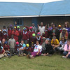 18 students, faculty, and staff volunteered at the Mukeu School in Limuru, Kenya through African Impact.  Campus Ministry sponosred this trip along with the Offices of Service, Diversity, and Social Justice and International Affairs and Fontbonne in Service and Humility (FISH).