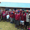 Students at the Mukeu School.